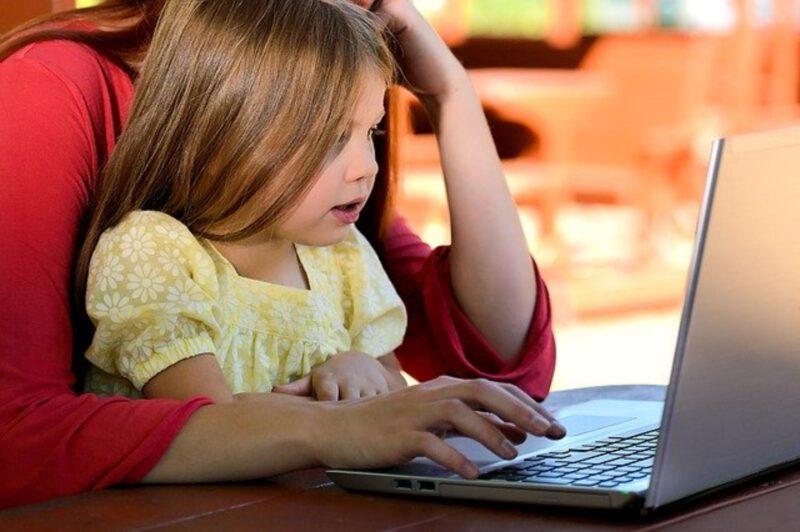 Dziecko w wirtualnym świecie