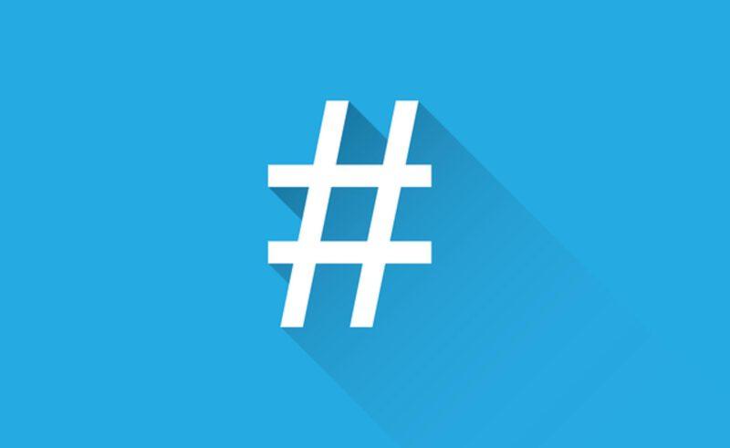 Hashtagi na instagramie